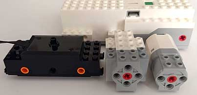 LEGO TECHNIC POWER FUNCTIONS NEW LARGE MOTOR PART No 6000564