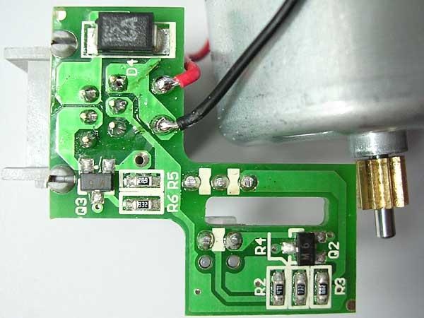 还配备了nxt的电机保护ptc热敏电阻和瞬态电压抑制