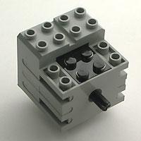 Electric Technic Mini Motor 9v