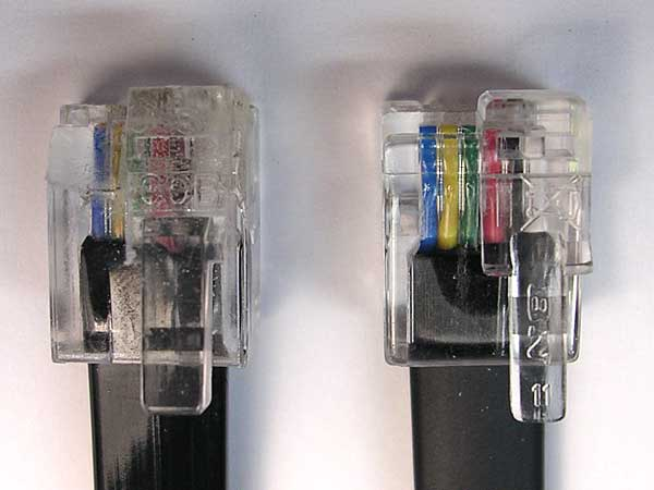 telephone connector wiring diagram synthesize your own nxt      connector    plug  synthesize your own nxt      connector    plug