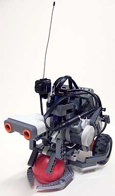 Spy Camera Rover