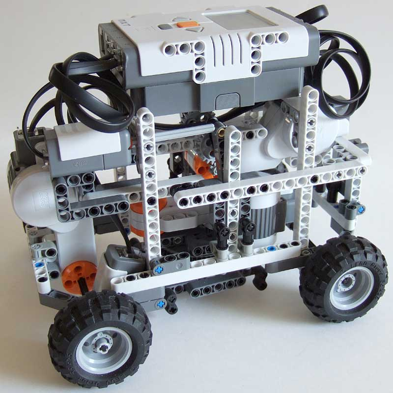 Odin, a robot for odometry