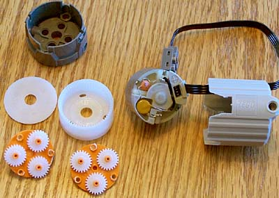 Power functions motors presentation july 2008 update brian davis opened a xl motor his photos details the dual stage planetary gear reduction asfbconference2016 Images