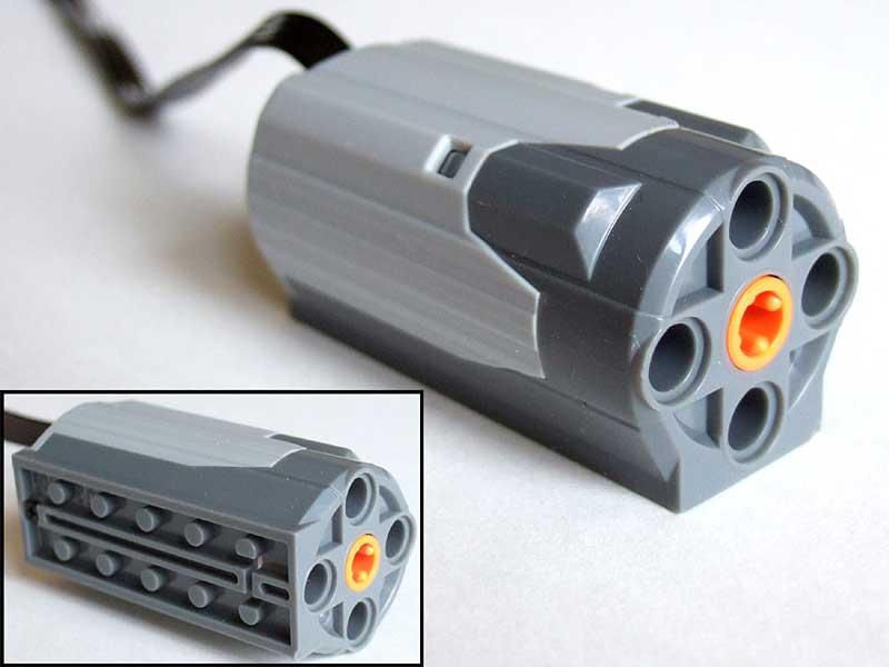 Power Functions motors presentation