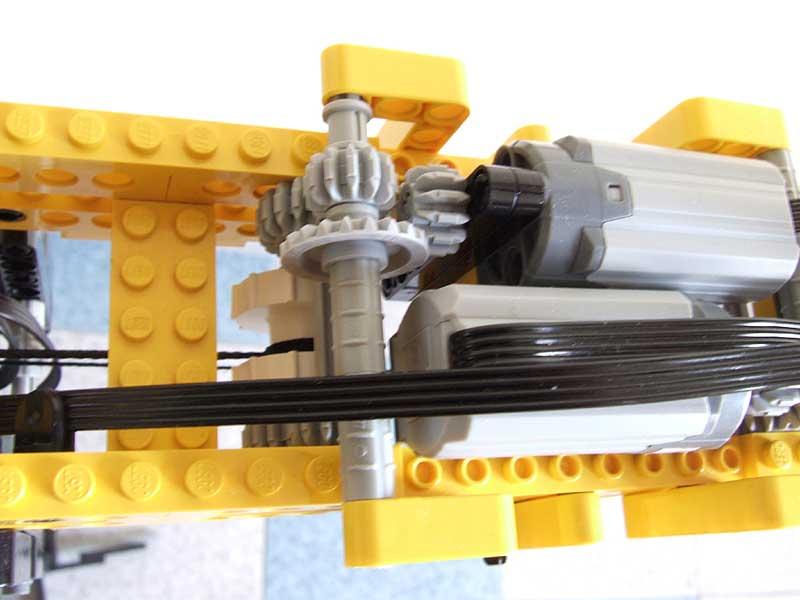 trolley motor
