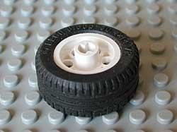 Wheel 30.4 x 14 VR